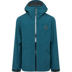 Black Diamond Liquid Point Shell Jacke Herren azurite